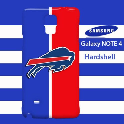Buffalo Bills Logo Samsung Galaxy Note 4 Case Cover Hardshell