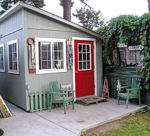 Wellblech Garage: Best 25+ Wood Shed Ideas On Pinterest
