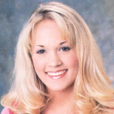 Before They Were Famous: Carrie Underwood #InStyle