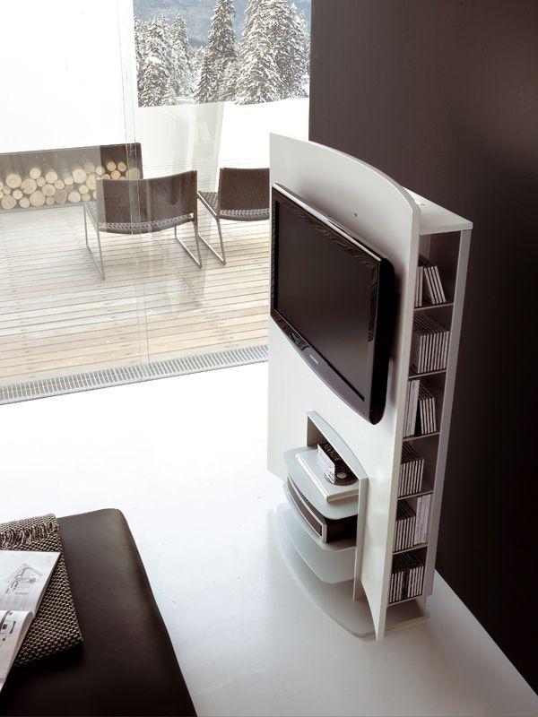 Oltre 25 fantastiche idee su tv da camera da letto su - Mobile tv camera da letto ...