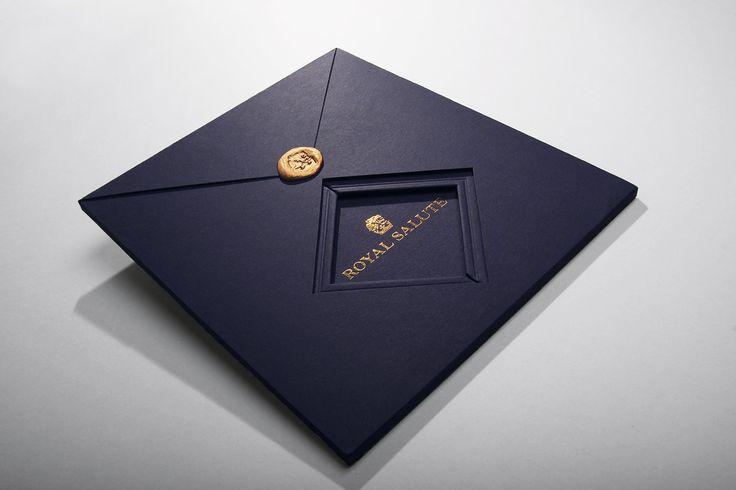 Оригинальная бизнес открытка