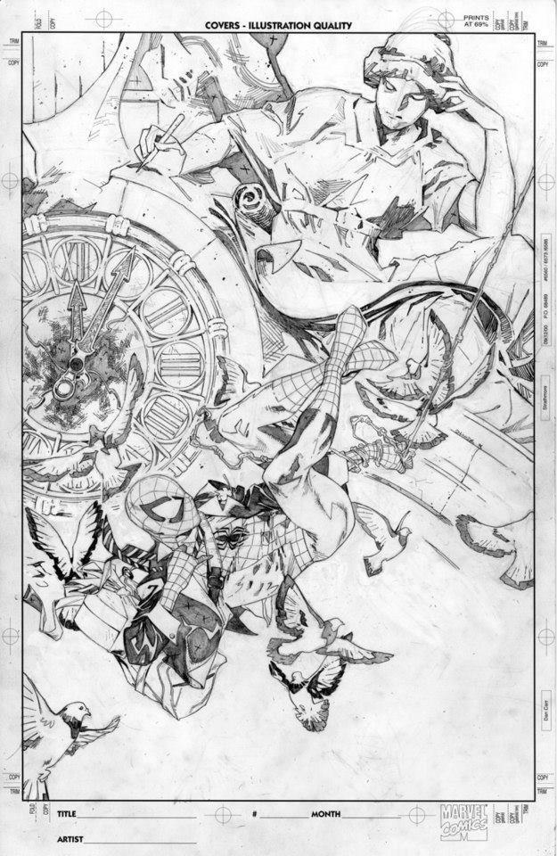Line Art Comic : Best art of olivier coipel images on pinterest