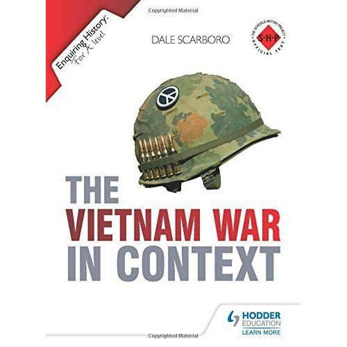 959.7043 SCA  This book examines how and why the Americans got so involved in the Vietnam War and with what consequences. It also examines its relationship with the Korean and Second World War; and how the Vietnam experience shaped US foreign policy over the following decades and into the present.
