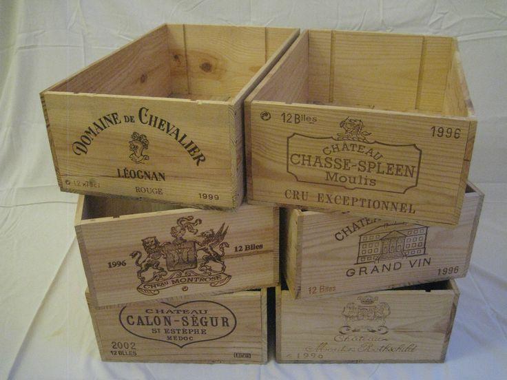 wine crates for sale | What I really need them for is storage. God knows I need that…