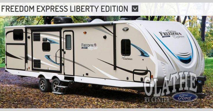 New 2021 Coachmen Rv Freedom Express Liberty Edition 292bhdsle Travel Trailer At Olathe Ford Rv S Gardner Ks Frexle292bhdsl Coachmen Rv Travel Trailer Rv