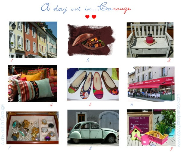 A Day out in ... Carouge 2