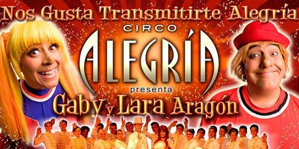 El Circo Alegría está en Barcelona ¡2 entrada para ver el espectáculo pueden ser tuyas! La subasta aquí http://www.subastadeocio.es/subasta/entradas/entradas-circo-alegria-barcelona-990