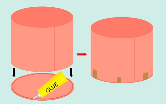 How to Make a Hat Box: 15 Steps - wikiHow