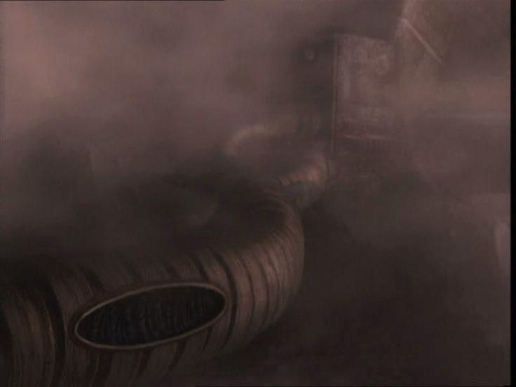 Lexx: Random misty planet
