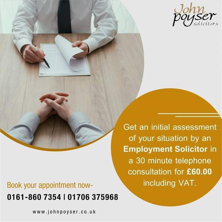 The 30 Minute Initial Assessment Allows You To Get Expert