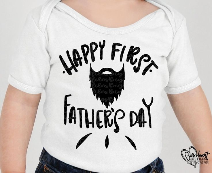 Download Happy First Fathers Day Svg Png Jpg Dxf Beard Svg First ...