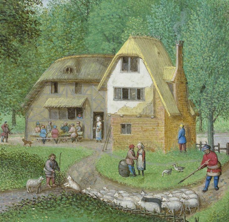 medieval life essay