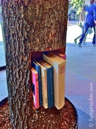..or for an outdoor reading nook