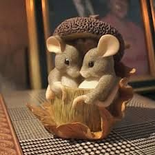 Image result for mice ornaments