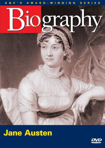 Biography - Jane Austen A&E DVD on Amazon