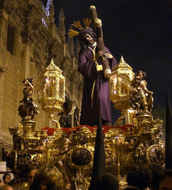 Fiestas de España - Semana Santa de Sevilla