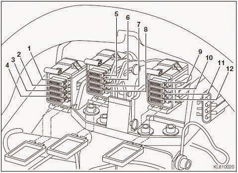 Bmw k1200lt radio wiring diagram #4