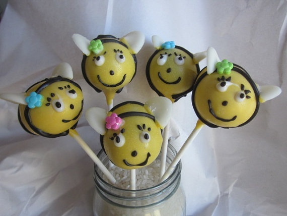 Bumble Bee Cake Images