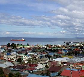 Punta Arenas and the Strait of Magellan