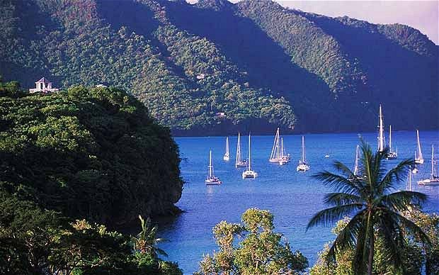 Admiralty Bay, Bequia - Bequia: Is this the perfect Caribbean island?