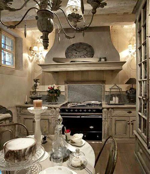 Dreamy French Kitchen