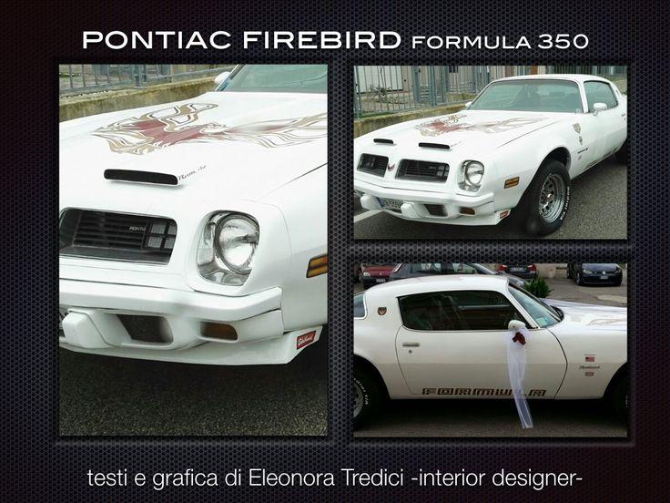 La Pontiac del '70 per le vostre Nozze!
