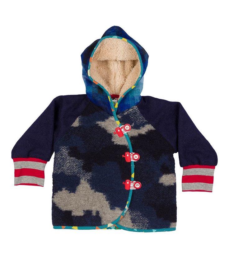 Ruck Rover Jacket, Oishi-m Clothing for kids, Winter 2016, www.oishi-m.com
