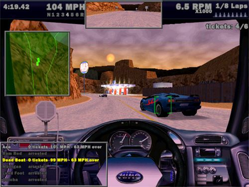Need for Speed Hot Pursuit Video Game Preview