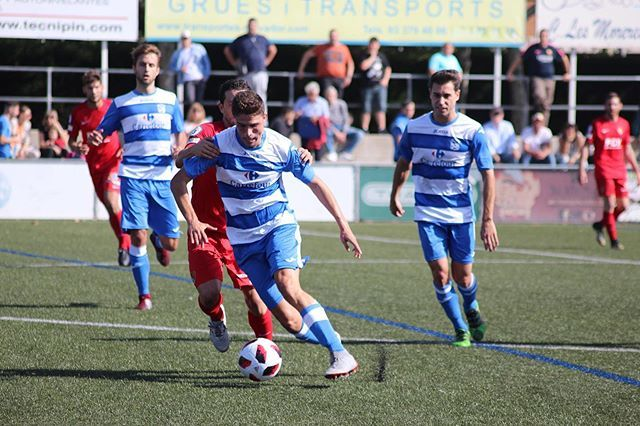 Llega Lo Más Bonito De La Temporada Guillem Jiménez Play Off De Ascenso Adceutafc Mucha Suerte Oscaryeste6 Proneosports Proneoplayer P Sports