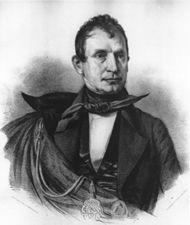 James M Robinson, US senator from Carmi. Robinson, Illinois is named for him.