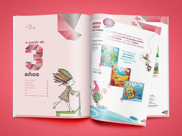 catálogo de libros infantiles y juveniles edebé