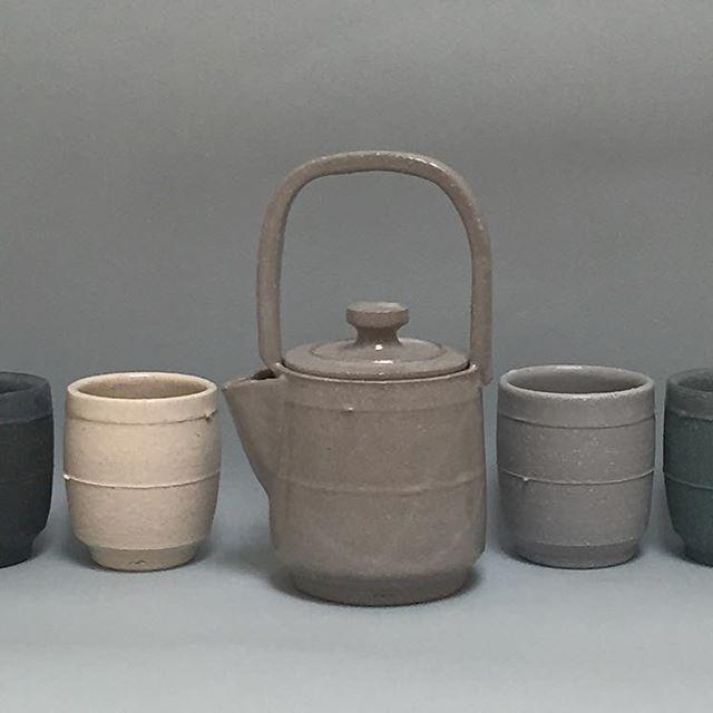 #ceramics #pottery #craftsman #handmade #clay #colour #porcelain #craftsmanship #teapot #teacup #London