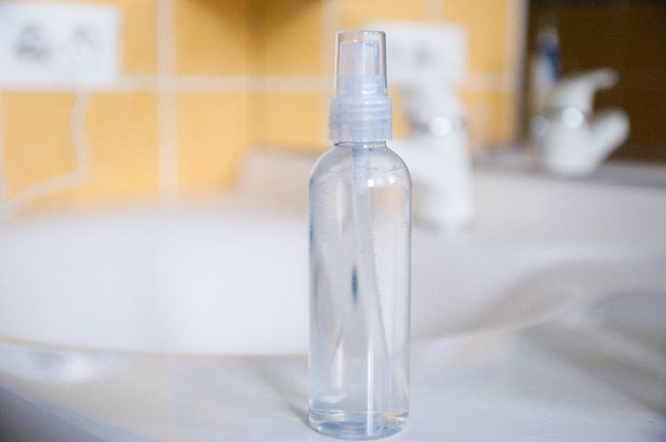Cómo hacer agua micelar en casa para la piel