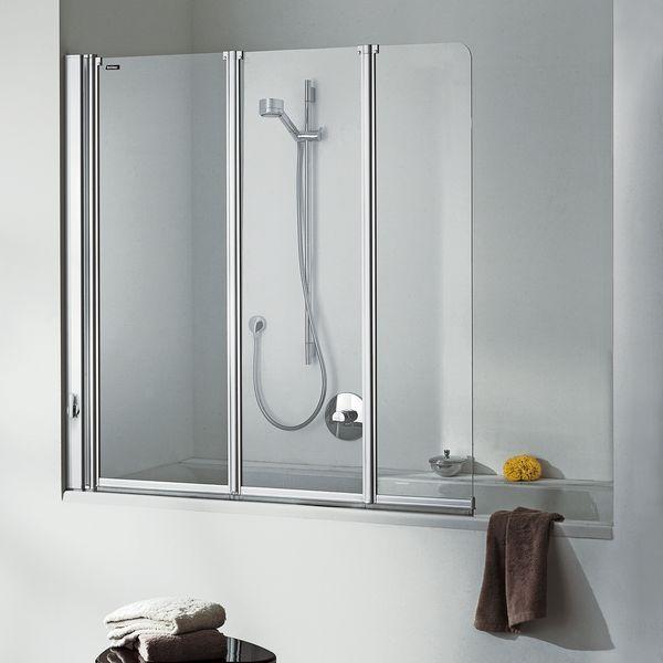 Oltre 1000 idee su vasca da bagno doccia su pinterest - Box doccia su vasca da bagno ...