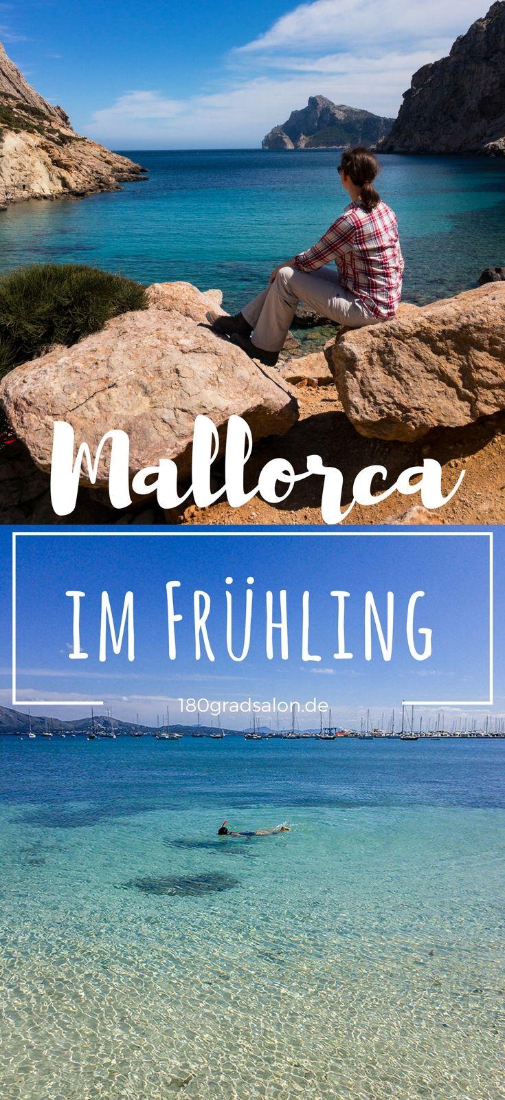 Mallorca Urlaub im Frühling 8 Tipps für Ostern und Monate Februar März