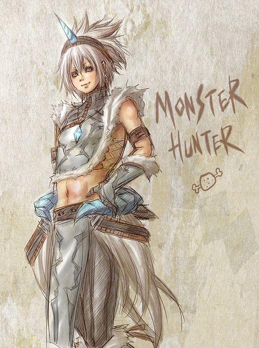 Monster Hunter  //  Female Kirin Armor