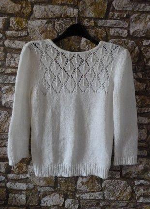 Kup mój przedmiot na #vintedpl http://www.vinted.pl/damska-odziez/inne-ubrania/2695365-elegancki-sweterek-z-perelkami-vintage