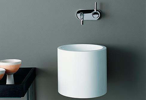 Alape: WT.RS325 powder room sink