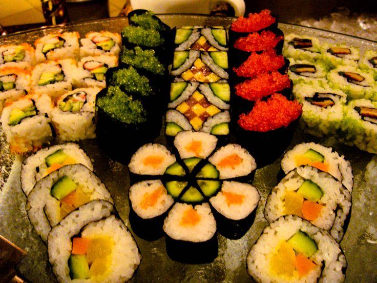 Sushi or Art?