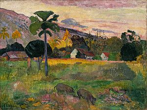 Collection Online | Paul Gauguin - Guggenheim Museum