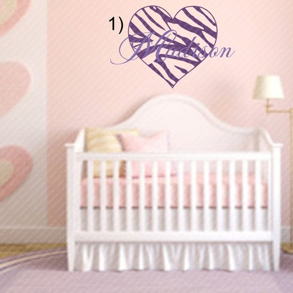 Best Bedroom Ideas Elizabeth Images On Pinterest Bedroom - Custom vinyl wall decals nursery