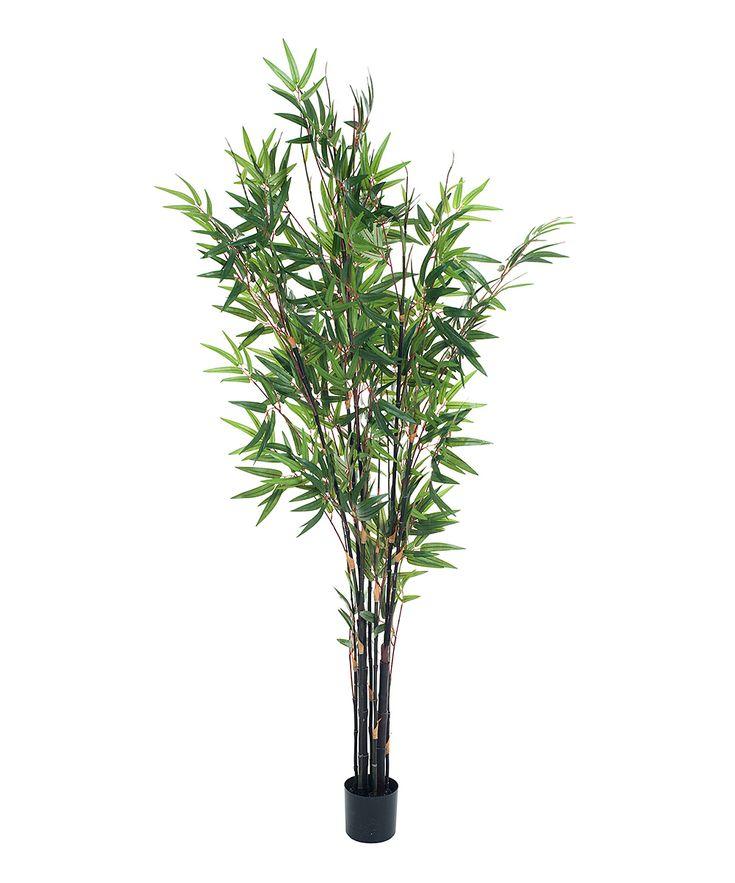 5' Julian Japanese Bamboo Artificial Tree