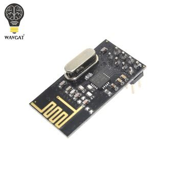 Free Shipping 1PCS NRF24L01+ wireless data transmission module 2.4G / the NRF24L01 upgrade version  We are the manufacturer  Price: 1.54 USD