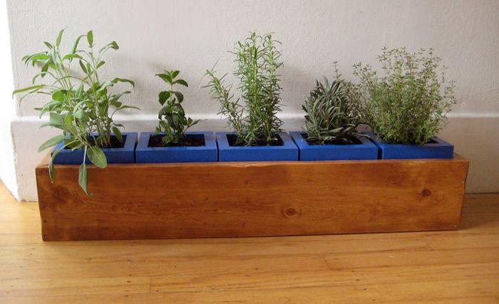 25+ best ideas about Herb planter box on Pinterest | Herb ...