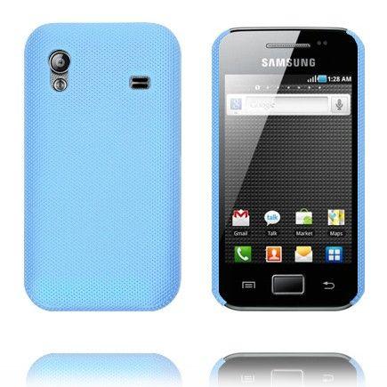 Supreme (Lyse Blå) Samsung Galaxy Ace Deksel