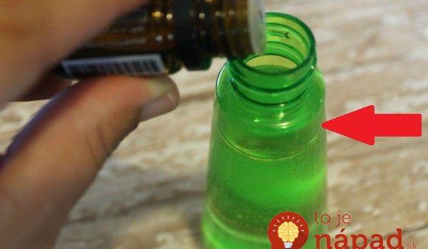 1 prírodná surovina dokáže z vášho bytu vyhnať chrobáky a ďalší hmyz