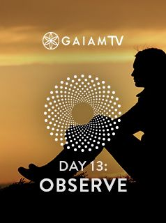 This most classic of meditation practices teaches how the simple act of breathing grounds us in the Here and Now. Hone your meditation technique, revel in silence, and observe each breath as it comes and goes like a wave washing in from the ocean. #MeditationChallenge #GaiamTV #MyYogaOnline