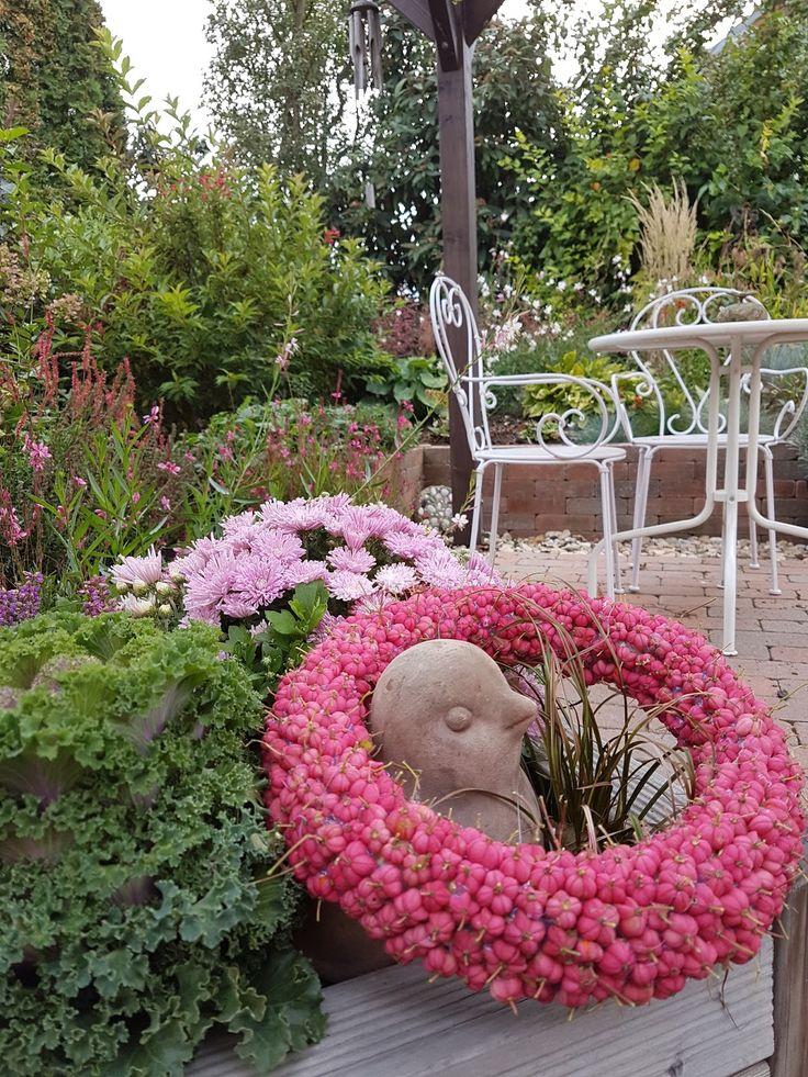 Wreath ,kranz,věnec euonymus