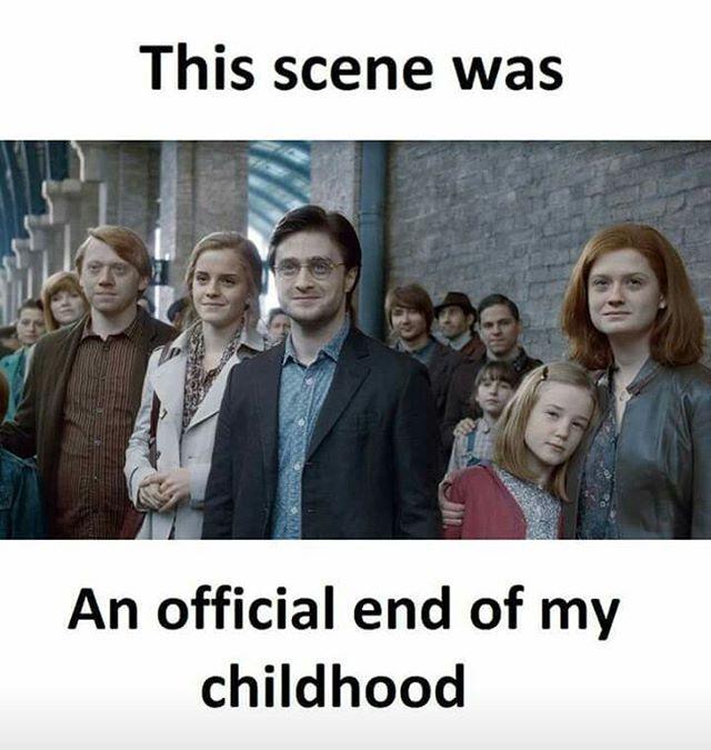 Untitled Harry Potter Ending Harry Potter Memes Harry Potter