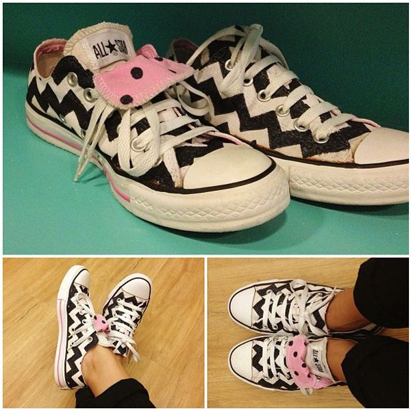 99 best sharpie shoe designs images on pinterest painted sneakers 15 do it yourself converse sneakers to rock this spring solutioingenieria Gallery